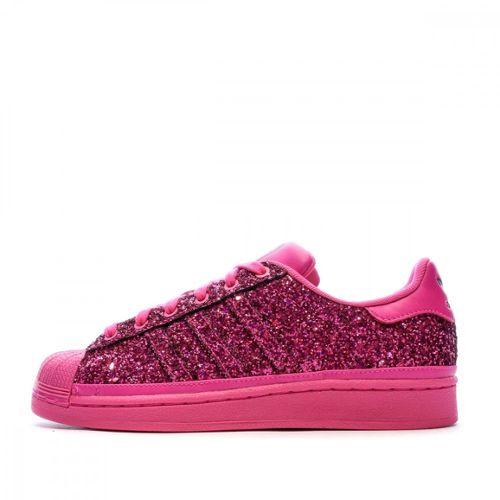 Superstar Baskets rose fillefemme Adidas
