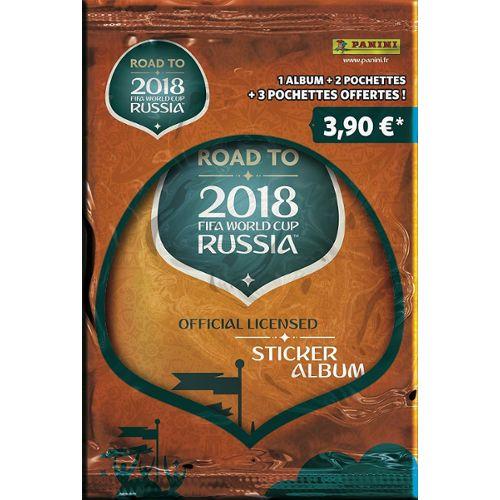 PANINI ADRENALYN XL FIFA WORLD CUP 2018 Russie-Choisissez votre Maroc équipe cartes