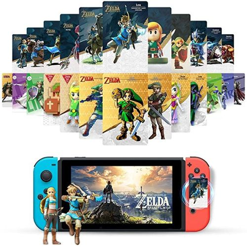 amiibo zelda pas cher ou d 39 occasion sur rakuten. Black Bedroom Furniture Sets. Home Design Ideas
