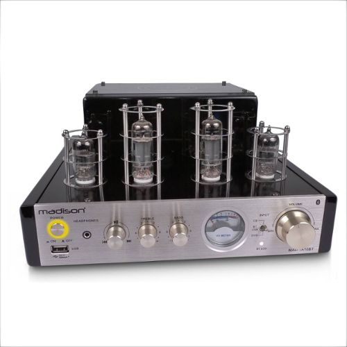 Homyl 6k4 Vacumn Tube RIAA Turntable Preamp /& HiFi Tube Headphone Pre-Amplifier