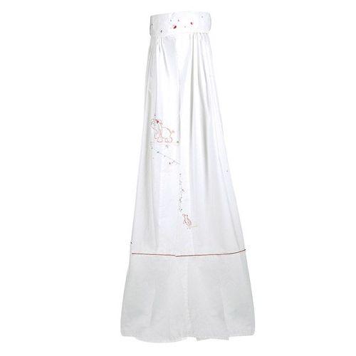 NOUKIES Coffret Repas Framboise//Blanc Motif Anna//Pili