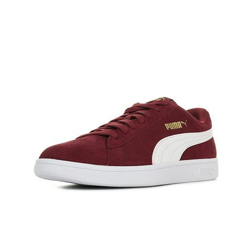 puma basket rouge