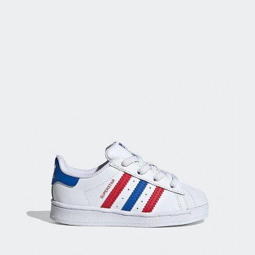 nouveaux styles ccae0 e947b baskets adidas superstar bleu pas cher ou d'occasion sur Rakuten