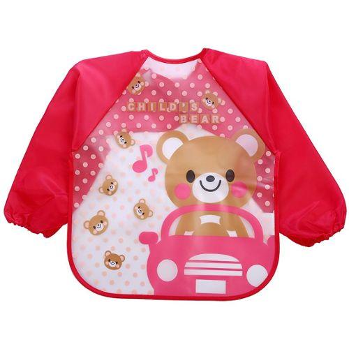 Minnie Lot de 2 bavoirs 28x32 cm Babycalin