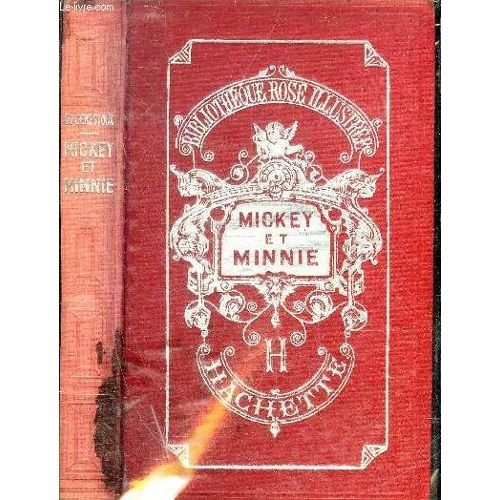 Bibliotheque Rose Mickey Pas Cher Ou D Occasion Sur Rakuten