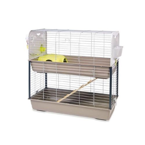 Achat Cage Lapin Pas Cher Ou D Occasion Rakuten