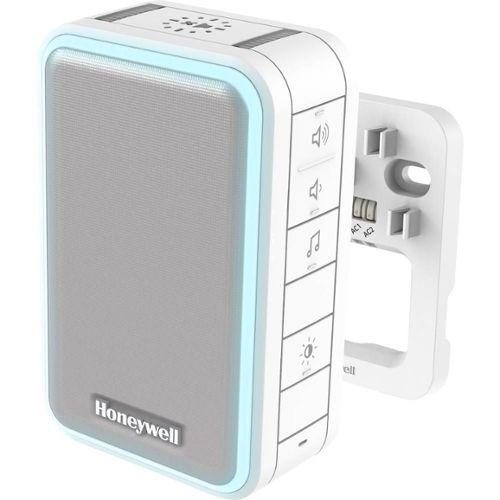 Honeywell Home DCP311G Bouton poussoir sans fil IP55 Gris