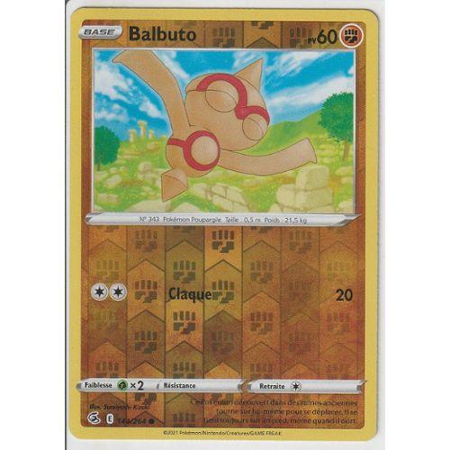 10//34 Carte Pokemon Neuve Française Balbuto XY- : Double Danger