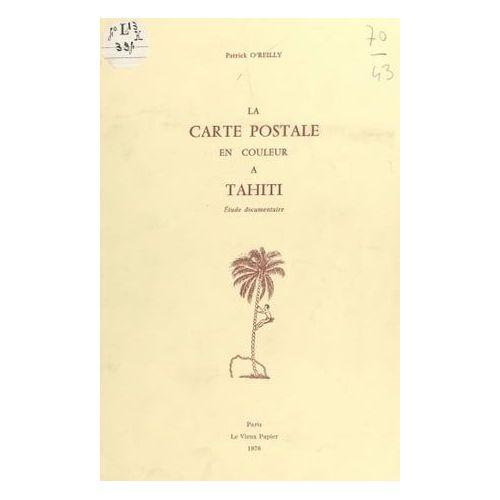 Achat carte postale tahiti pas cher ou d'occasion | Rakuten