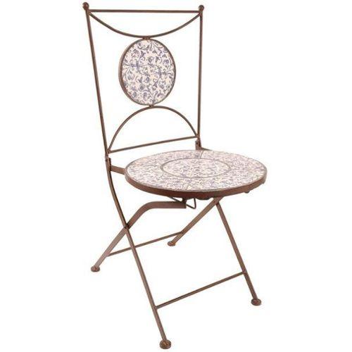 chaise jardin fer forge pas cher ou d\'occasion sur Rakuten
