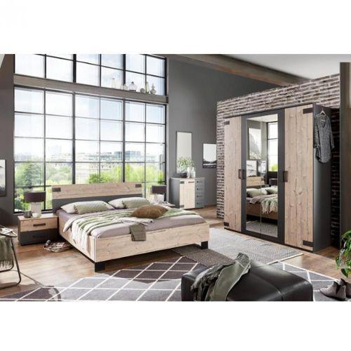 Chambre a coucher complete pas cher ou d 39 occasion sur rakuten - Chambre a coucher complete conforama ...