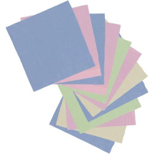 écran téléphone,bijo Chiffon Nettoyage pour lunette lot de 10 Tissu Microfibre