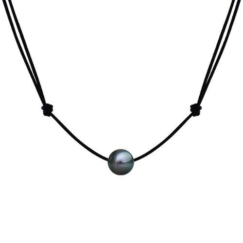 collier perle tahiti pas cher
