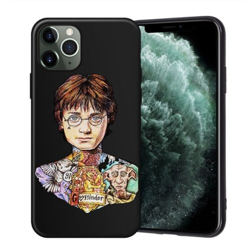 coque iphone 6 silicone harry potter