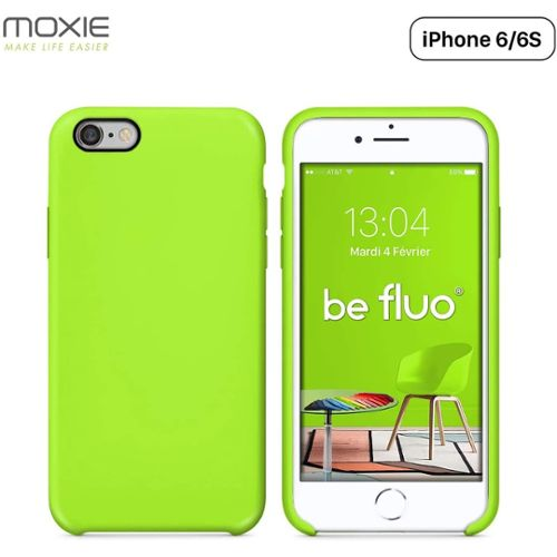coque iphone 6 tenir la pomme