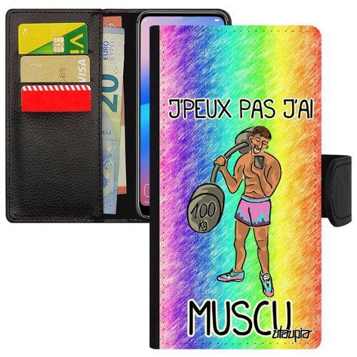 coque iphone xs max muscu