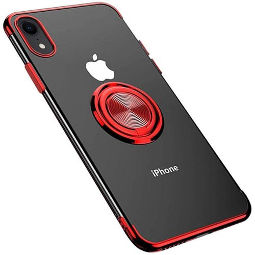 coque iphone xr transparente slim