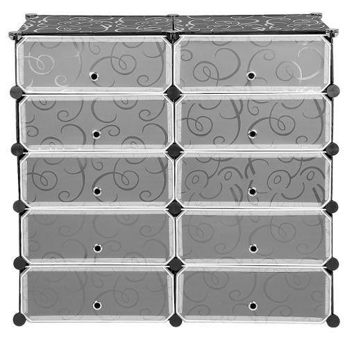 Achat Cube Rangement Modulable Grille Pas Cher Ou D Occasion Rakuten