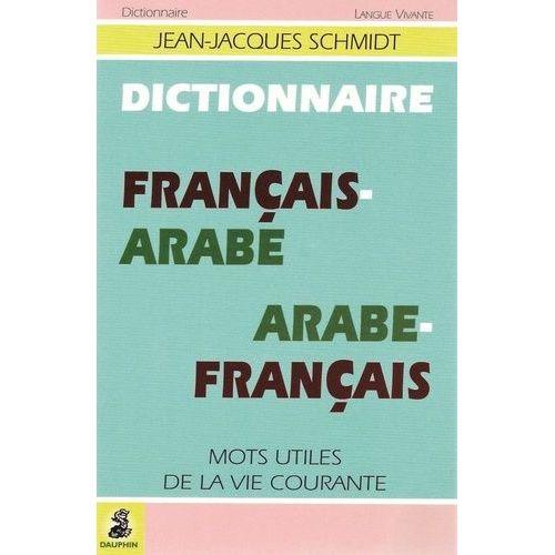 dictionnaire francais arabe pas cher ou d u0026 39 occasion sur rakuten