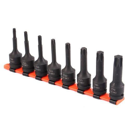 Hazet Tournevis-Clés à douille TORX ® 10 mm 3//8 Pouces Intérieur Torx ® 43.5 mm 8802