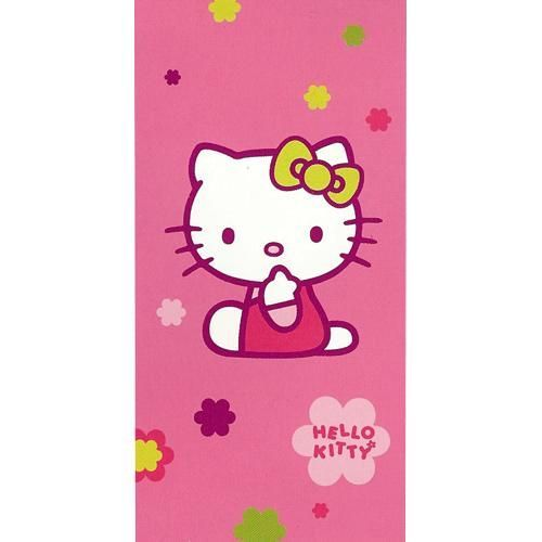 Hello Kitty Serviette de Bain 70/x 140/cm Serviette de Plage