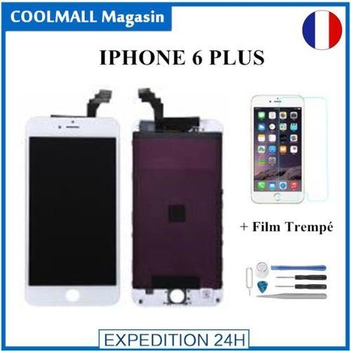 ecran iphone 6 s plus blanc pas cher ou d 39 occasion sur rakuten. Black Bedroom Furniture Sets. Home Design Ideas
