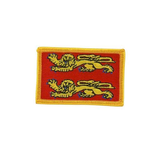Patch /écusson brod/é drapeau bouddhiste bouddhisme thermocollant insigne blason