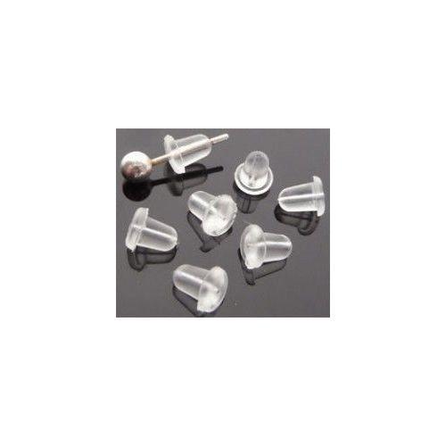 liberty fils 100 Fermoirs-embouts à griffe couleur bronze pour bracelets