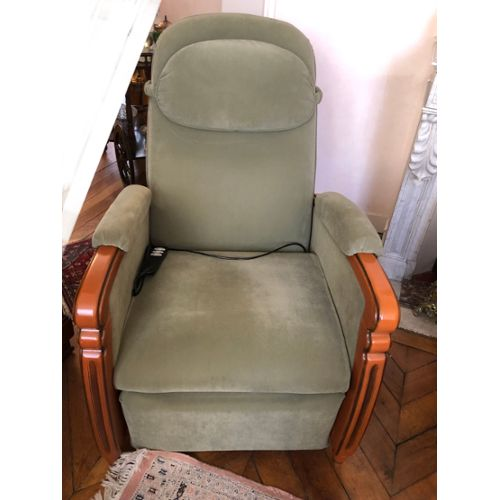Fauteuil Everstyl Cuir