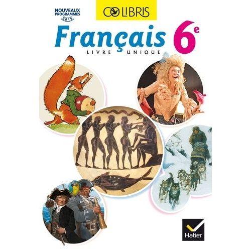 Francais 6eme Hatier Pas Cher Ou D Occasion Sur Rakuten