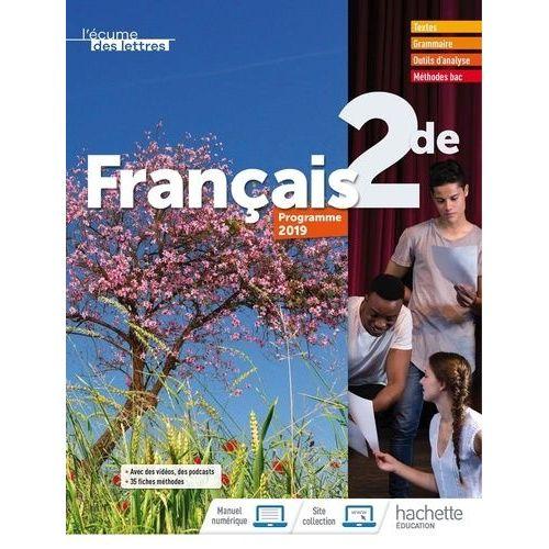 Francais Seconde Hachette Pas Cher Ou D Occasion Sur Rakuten