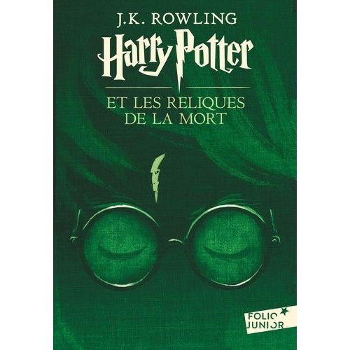 Harry Potter 7 Folio Junior Pas Cher Ou D Occasion Sur Rakuten