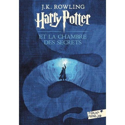 Harry Potter Et La Chambre Des Secrets Folio Junior Pas Cher