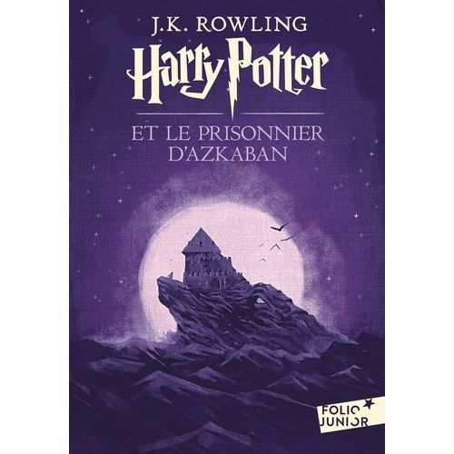 Harry Potter Folio Junior Tome 3 Pas Cher Ou D Occasion Sur