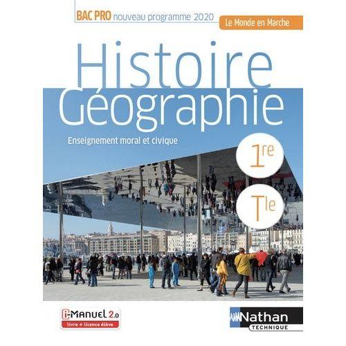 Histoire Geographie Bac Pro Nathan Pas Cher Ou D Occasion