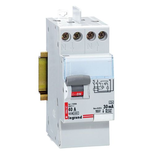 INTERRUPTEUR DIFFERENTIEL 40A 30mA SCHNEIDER ELECTRIC A9R60240 MERLIN GERIN