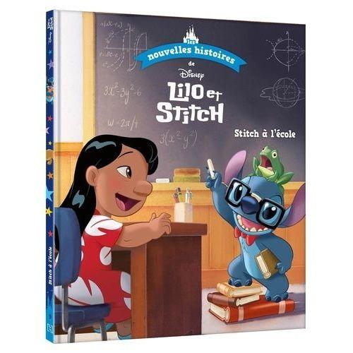 Lilo Stitch Livre Disney Hachette Pas Cher Ou D Occasion Sur
