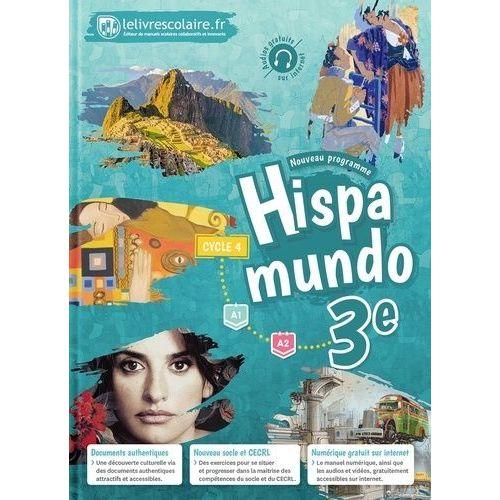 Livre Espagnol 3eme Pas Cher Ou D Occasion Sur Rakuten