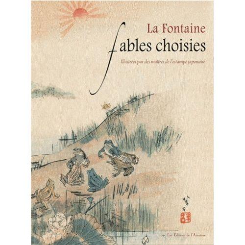 Livre Fables De La Fontaine Illustrees Pas Cher Ou D