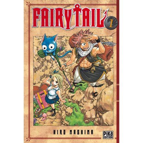 Livre Manga Fairy Tail Pas Cher Ou D Occasion Sur Rakuten
