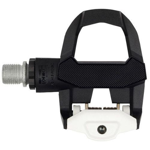 Noir//Blanc LOOK KEO Classic 3 Route Pédales Avec Gray Grip Crampons
