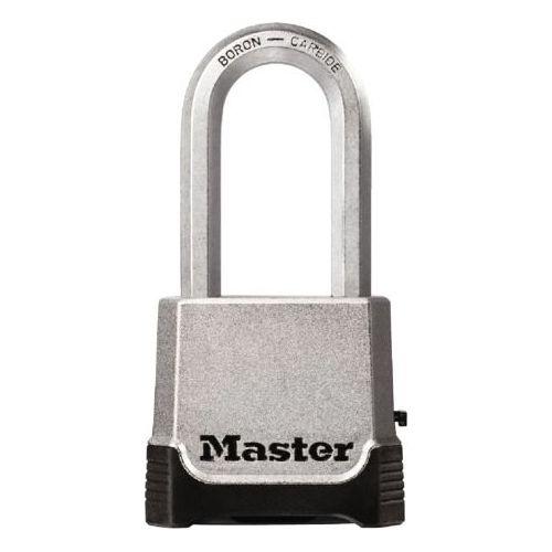 Master Lock Cadenas cha/îne avec gaine en nylon et serrure /à combinaison int/égr/ée