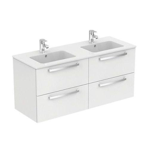 Meuble salle bain double vasque pas cher ou d\'occasion sur ...