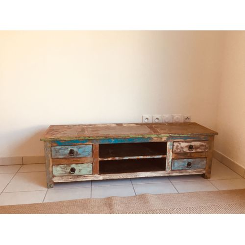 meuble tv maison du monde pas cher ou d\'occasion sur Rakuten