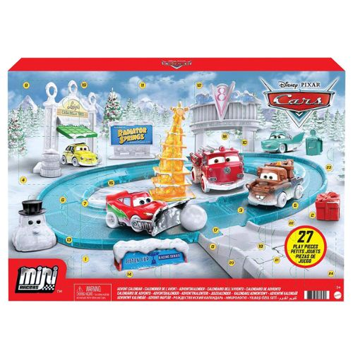 Disney Pixar Cars Mini Racers Choisir Neuf