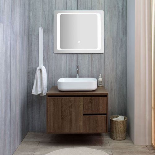 miroirs salles de bains pas cher ou d\'occasion sur Rakuten
