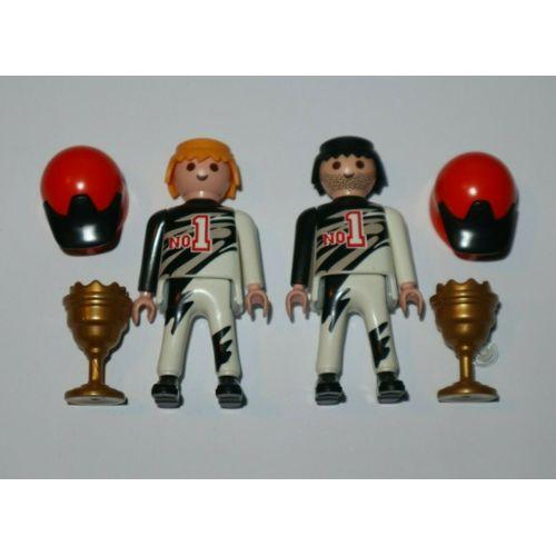 achat moto cross playmobil pas cher ou d 39 occasion rakuten
