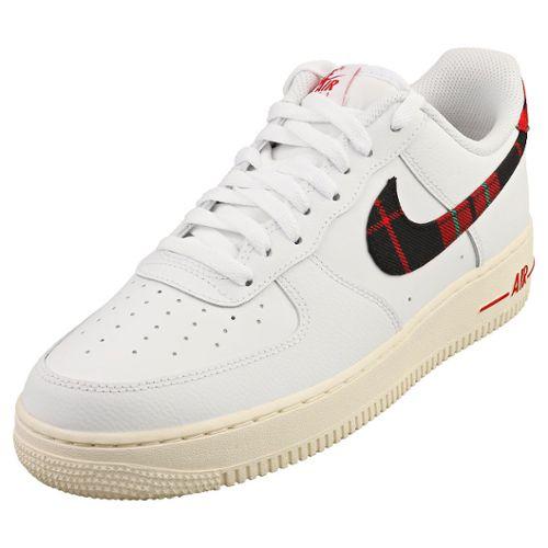chaussures de sport 40043 236f9 nike air force 1 rouge pas cher ou d'occasion sur Rakuten