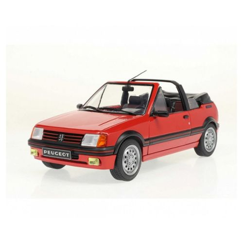 Ho NOREV Peugeot 205 Gti blanche 1984 Echelle 1//87