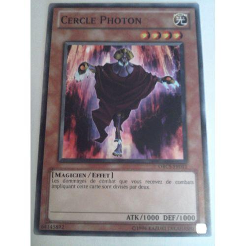 """Yu-Gi-Oh VF//SUPER RARE//NEUVE /""""Cerbère Photon/"""" NUMH-FR022"""